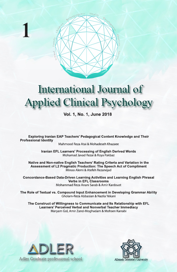International Journal of Applied Clinical Psychology